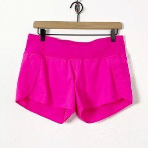 GUC Lululemon Run Times Shorts size 6